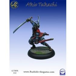 Akio Takashi,Ecentric Samurai