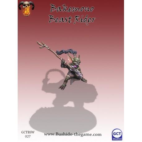 Bakemono Beast Rider