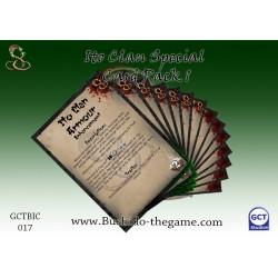 The Ito Clan - Special Card Pack