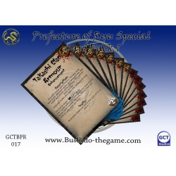 Prefecture of Ryu - Special Card Pack