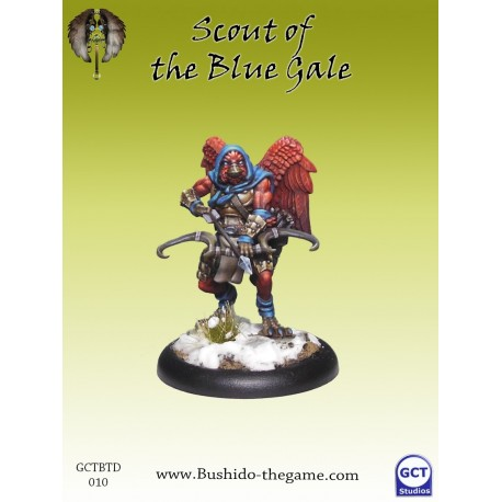 Scout of the blue Gale