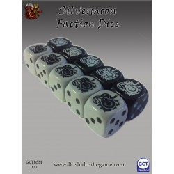 Silvermoon Faction dice (10)