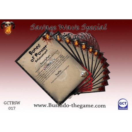 Savage Wave - Special Card Pack