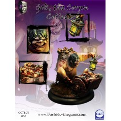 Gok le collectionneur de cadavres gok the corpse collector