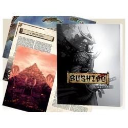 Bushido New Dawn Rulebook