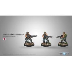 Para-Commandos 3 (HMG