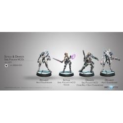 Drakios & Scylla, Steel Phalanx's NCO