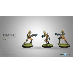Sakiel Regiment (Spitfire)
