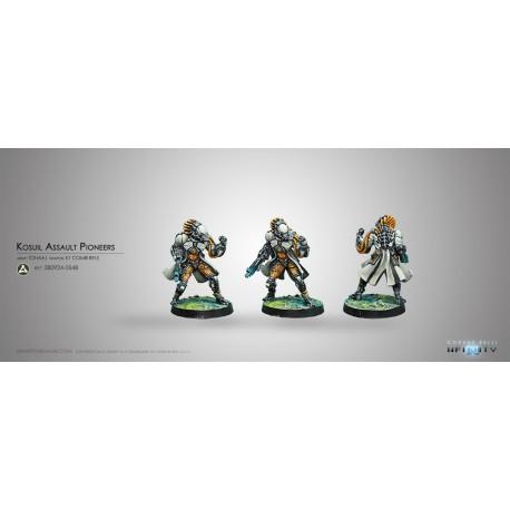 Kosuil Assault Pioneers (K1 Combi Rifle)