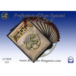 Prefecture card pack 2