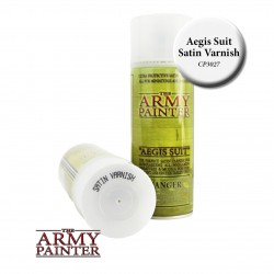 Base Primer - Aegis Suit, Satin Varnish
