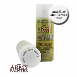 Base Primer - Anti-Shine, Matt Varnish