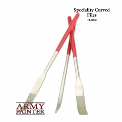 Speciality Curved Files