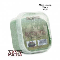 Battlefields: Moss Green