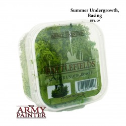 Battlefields: Summer Undergrowth Basing