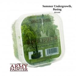 Battlefields: Summer Undergrowth Basing