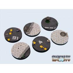 Urban Bases, Round 40mm (2)