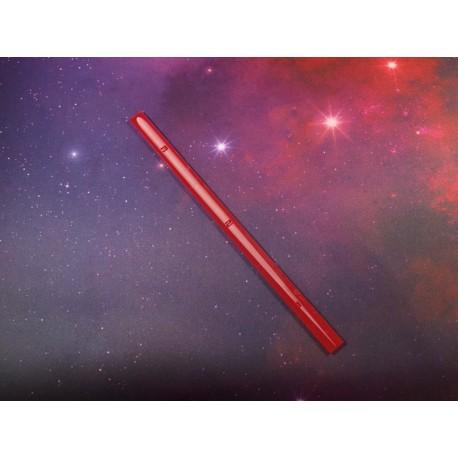 Space fighter range ruler pink