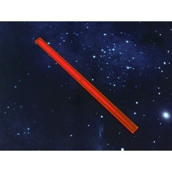 Space fighter range ruler pink