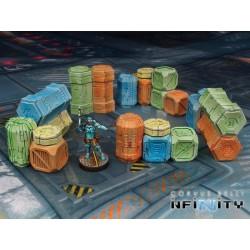 Cargo Crates (5)