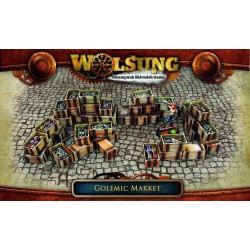 Golemic Market
