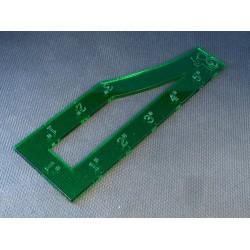 Asu 40K Template Green