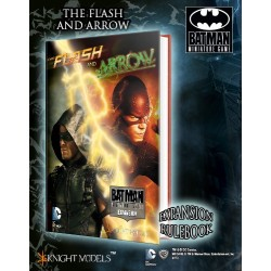 BMG THE FLASH AND THE ARROW