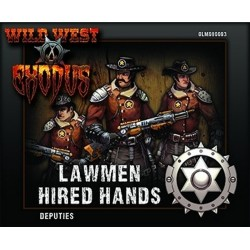Lawmen Deputies Box (Hired Hands)