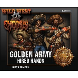 Golden Army Dirt Farmers (Hired Hands)
