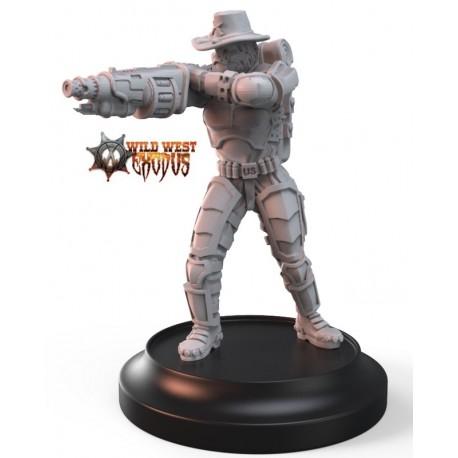 Major Sherman (Underboss)