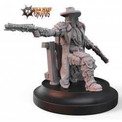 George Custer (Underboss)