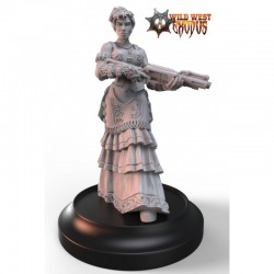 Lady of the West - Agent Blanche