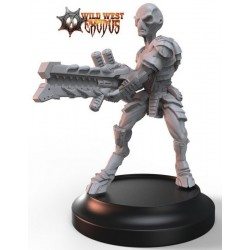 Grey with Heavy Drain Rifle (Light Support)