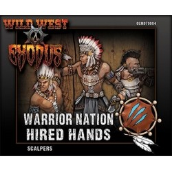 Warrior Nation Scalpers Box (Hired Hands)
