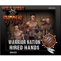 Warrior Nation Braves Box (Hired Hands)