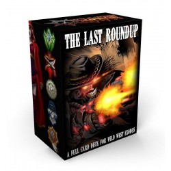 Last Roundup (1st edition card deck)