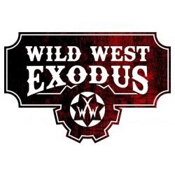Wild West Exodus Barricade Terrain Set 1