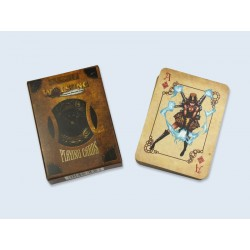 Wolsung playing cards