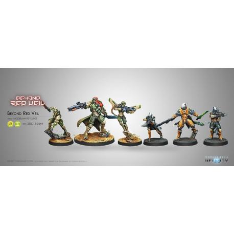 Beyond Red Veil Pack d'Expansion avec CSU (Breaker Rifle) en figurine exclusive