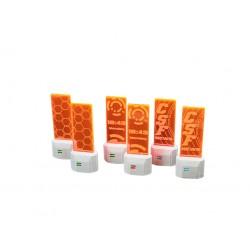 District 5 small Holo-ads Orange