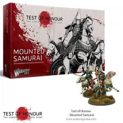 Mounted Samurai