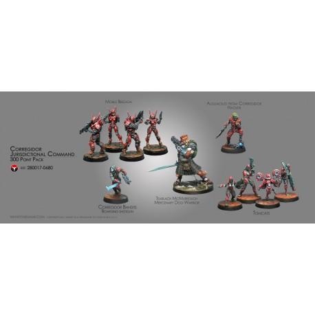 Corregidor Jurisdictional Command 300 Pt Pack