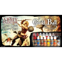 Guild Ball Kick Off! Paint Set