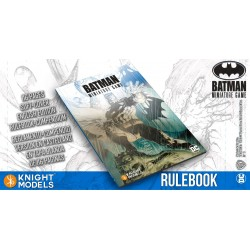 REGLAMENTO BATMAN MINIATURE GAME (Español)