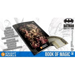 THE BOOK OF MAGIC para BMG (Español)