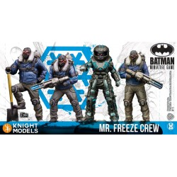 MR. FREEZE STARTER SET