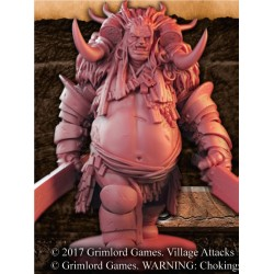 Village Attacks Extension The Troll (FR)