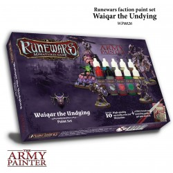 Runewars : Waiqar The Undying Paint Set