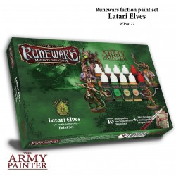 Runewars : Latari Elves Paint Set