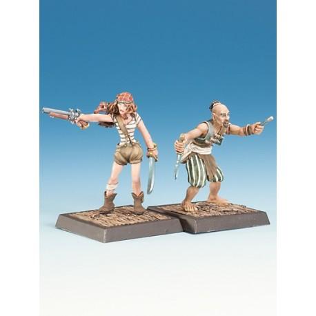 Pirate and Cuchillo 2